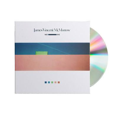 James Vincent Mcmorrow We Move CD