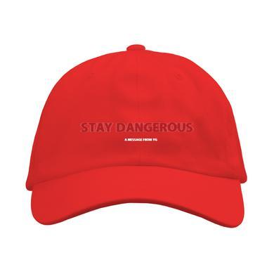 YG Red Dad Hat + Digital Album