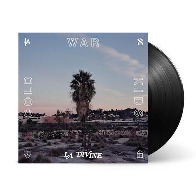 Cold War Kids LA Divine Signed LP (Vinyl)