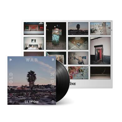 Cold War Kids LA Divine Signed LP + Poster