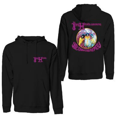 Jimi Hendrix Are You Experienced Fleece Hoodie