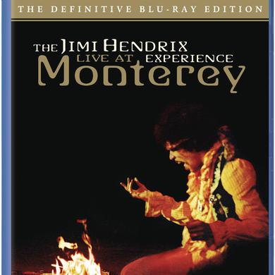 American Landing: Jimi Hendrix Experience Live at Monterey Blu Ray