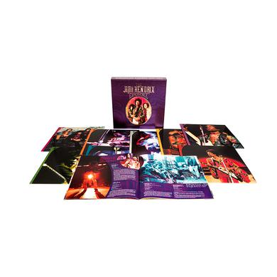 The Jimi Hendrix Experience: 8 LP Box Set (Vinyl)