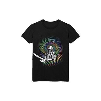 Jimi Hendrix Swirl Kids T-Shirt