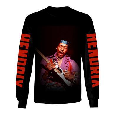 Jimi Hendrix Waikiki Longsleeve Shirt
