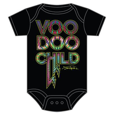 Jimi Hendrix Voodoo Child Onesie