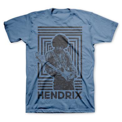 Jimi Hendrix Squares T-Shirt