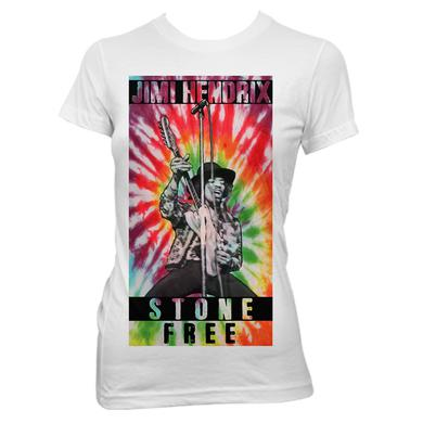 Jimi Hendrix Stone Free Junior T-Shirt