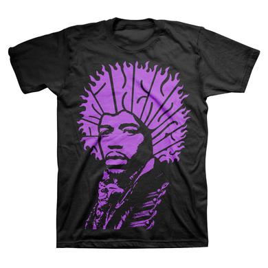 Jimi Hendrix Hair Type T-Shirt