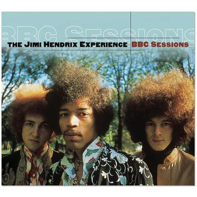 Jimi Hendrix BBC Sessions Deluxe 2CD/DVD Set