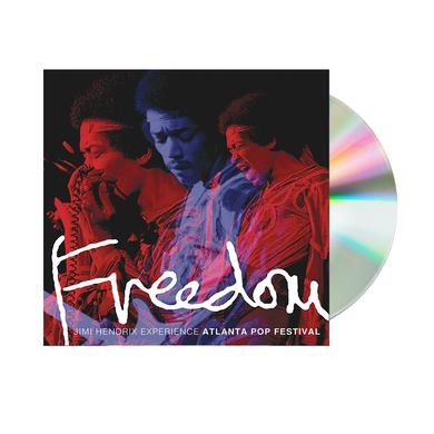 Jimi Hendrix Freedom: Atlanta Pop Festival CD