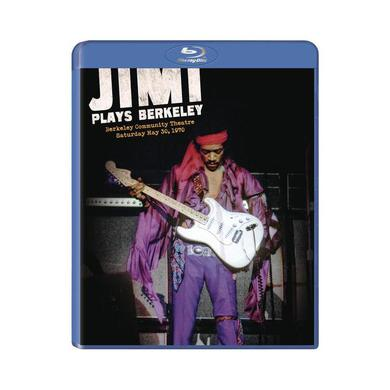 Jimi Hendrix Jimi Plays Berkeley BluRay