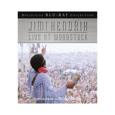 Jimi Hendrix Live at Woodstock BluRay