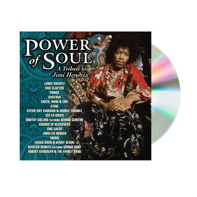 Power Of Soul: A Tribute To Jimi Hendrix CD