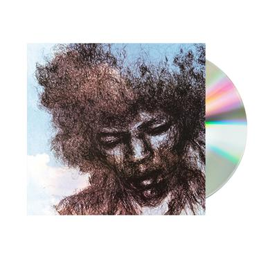 Jimi Hendrix The Cry Of Love CD