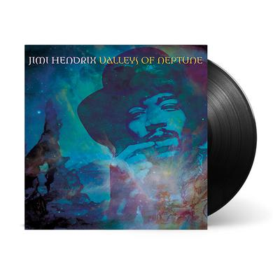 Jimi Hendrix Valleys Of Neptune 2LP (Gatefold Sleeve)