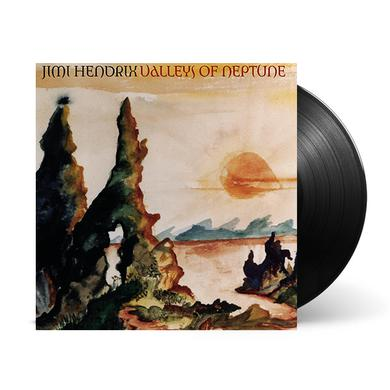 Jimi Hendrix Valleys of Neptune Side B LP (Vinyl)