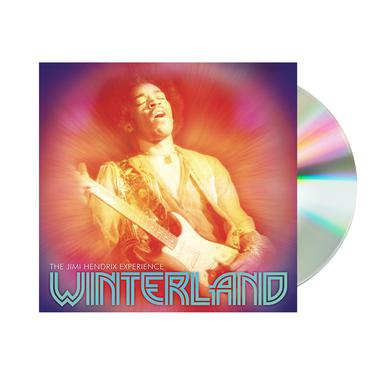 Jimi Hendrix Winterland CD (Digipak)