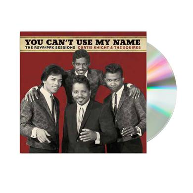 Jimi Hendrix You Can't Use My Name CD