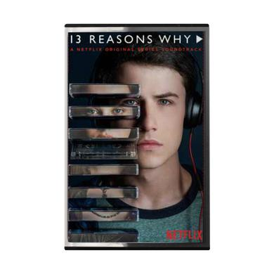 Selena Gomez 13 Reasons Why Soundtrack - Cassette