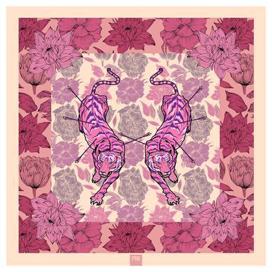 Pink Tiger Bandana