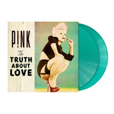 Pink Truth About Love Colored Vinyl