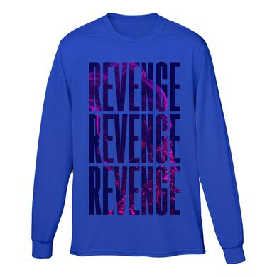 Pink Revenge Long Sleeve Tee