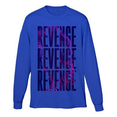 Pink Revenge Long Sleeve Tee