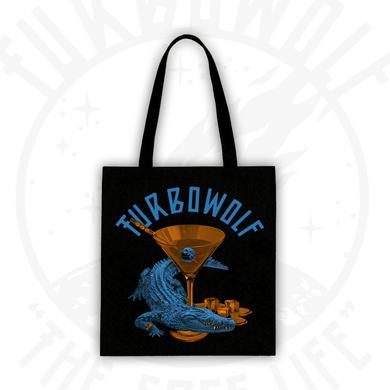 Turbowolf The Free Life Tote Bag
