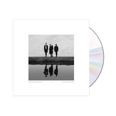 Pvris ALL WE KNOW OF HEAVEN, ALL WE NEED OF HELL CD