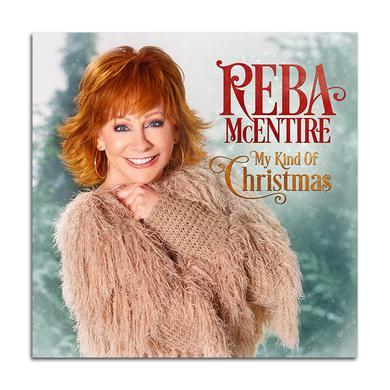 Reba Mcentire My Kind of Christmas CD