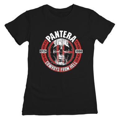 Pantera CFH Skull Circle Jr. T-shirt