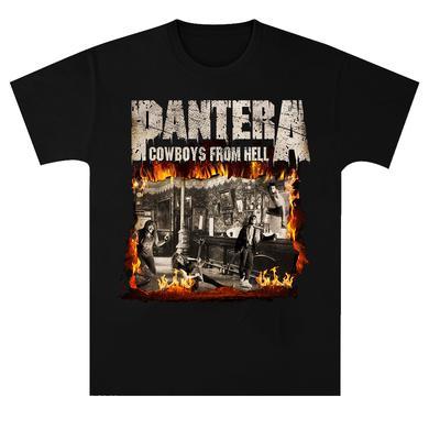 Pantera CFH Cover Fire T-shirt