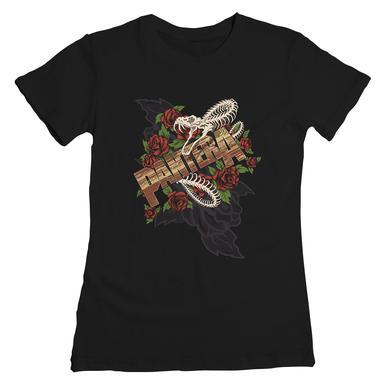Pantera Rattler Skull Jr. T-shirt