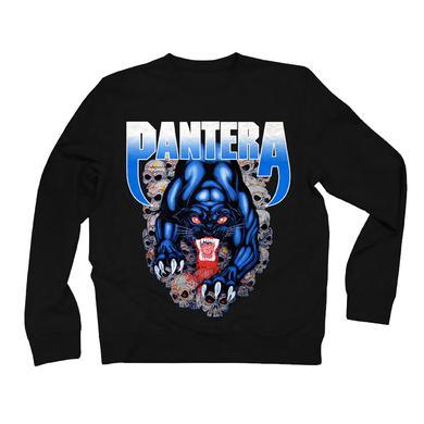 Pantera Panther Crewneck Sweatshirt