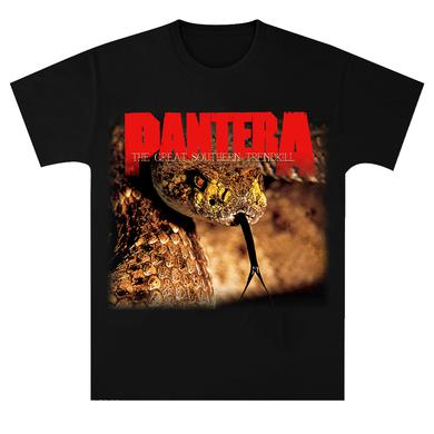Pantera The Great Southern Trendkill T-shirt