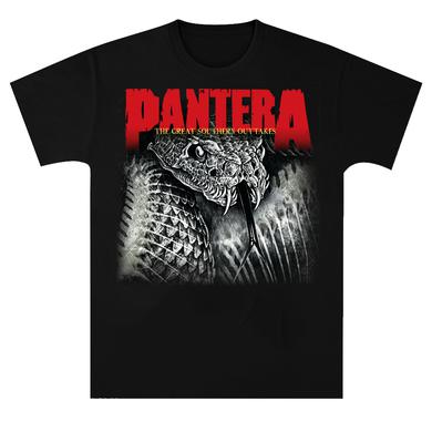 Pantera The Great Southern Trendkill Outtakes T-shirt