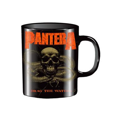 Pantera Drag The Waters Snake Mug