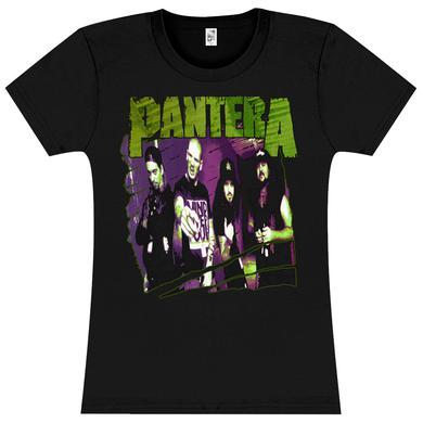 Pantera Group Sketch Junior T Shirt