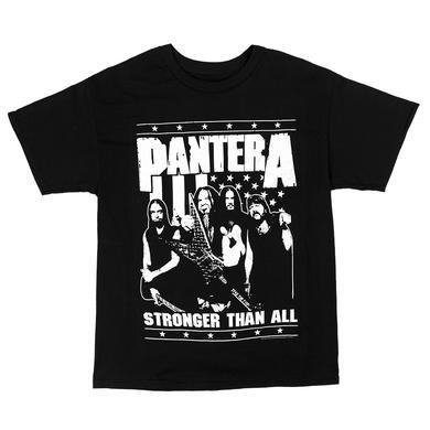 Pantera US Flag Photo T-Shirt