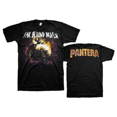 Pantera Far Beyond Driven Drill T-Shirt