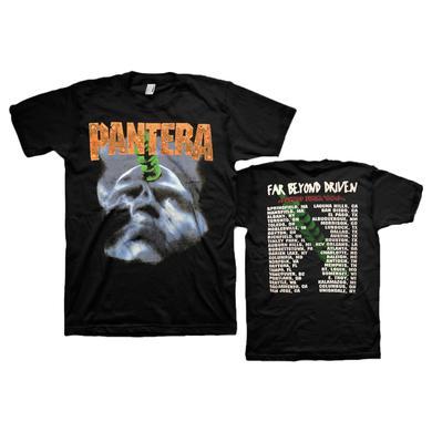 Pantera Far Beyond Driven Tour T-Shirt