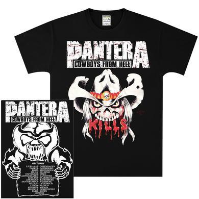 Pantera CFH Kills T-Shirt