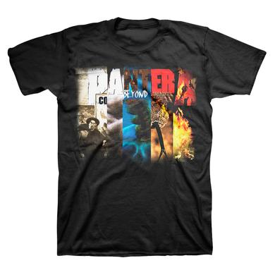 Pantera Collage T-Shirt