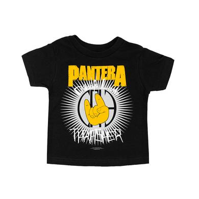 Pantera Daddys Little Thrasher Toddler T-Shirt