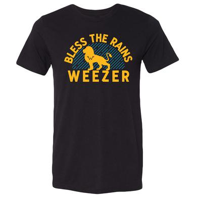 Weezer Bless The Rains Charity Tee