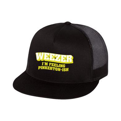 Weezer Pinkerton-ish Trucker Hat
