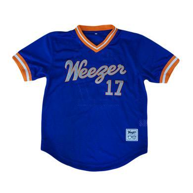 Weezer Jonas Baseball Jersey