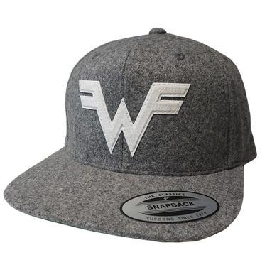 Weezer Vintage Wool Baseball Hat
