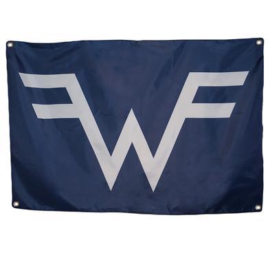Weezer =w=  Wall Flag